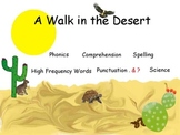 Reading Street: A Walk in the Desert