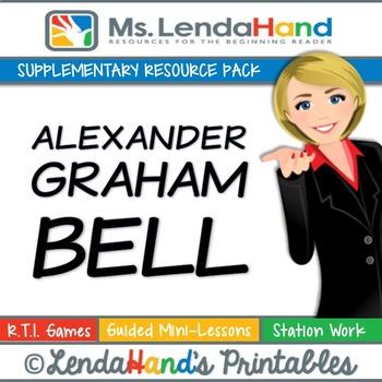 Reading Street, ALEXANDER GRAHAM BELL: A GREAT INVENTOR, Pack by Ms. Lendahand:)