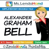 Reading Street, ALEXANDER GRAHAM BELL: A GREAT INVENTOR, Pack by Ms. Lendahand:)