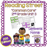 Reading Street 2nd Grade Unit 3 Printables | 2013