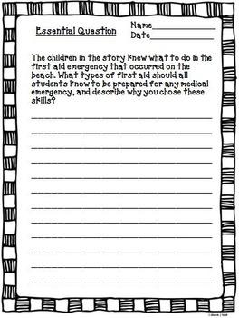 Reading Street 5th Grade Unit 2 Supplemental Materials Common Core 2013