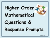 PARCC/Common Core Math Higher Order Questioning & Selective Responses