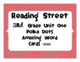 Reading Street Common Core 2013-Amazing Words-Grade 3-Unit One