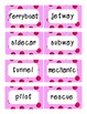 Reading Street Amazing Words-Kindergarten-Unit 5 (Pink)