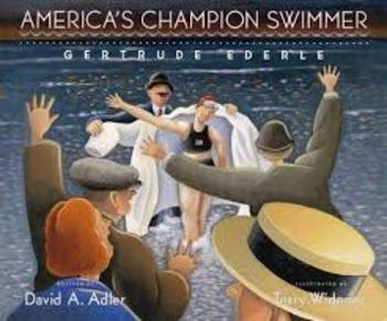 "Reading Street ""America's Champion Swimmer:  Gertrude Ederle"" Weekly PowerPoint"