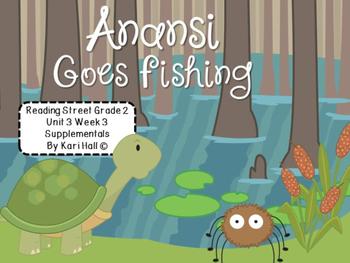 Reading Street Anansi Goes Fishing Unit 3 Week 3 Different