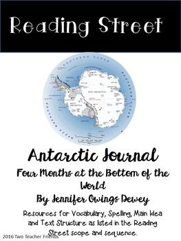 Reading Street Antarctic Journal