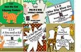 Reading Street Centers and Printables (Unit 1 Bundle)