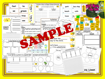 Reading Street Centers and Printables (Unit 2 Bundle)
