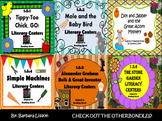 Reading Street Centers and Printables: Unit 5 Bundle!