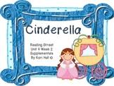 Reading Street Cinderella Unit 4 Week 2 Differentiated Fir