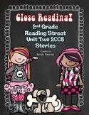 Reading Street Close Reading 2008 Unit 2 Bundled! Tara and Tiree and More