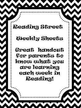 Reading Street Common Core 2013 Edition Kindergarten Unit