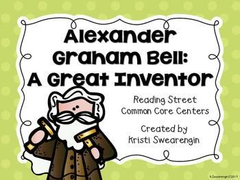 Reading Street Common Core Alexander Graham Bell Unit 5 Week 5