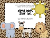 Reading Street Common Core Animal Babies Centers Unit 2 Week 3