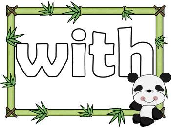 Reading Street Common Core Little Panda Centers Unit 3 Week 1