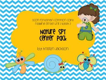 Reading Street Common Core Nature Spy Centers Unit 2 Week 2