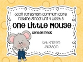 Reading Street Common Core One Little Mouse Centers Unit 4 Week 3