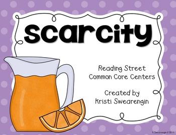 Reading Street Common Core Scarcity Unit 2 Week 3
