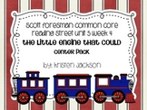 Reading Street Common Core The Little Engine that Could Centers Unit 5 Week 4