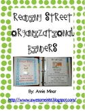 Reading Street Common Core Version First Grade Organizational Binders