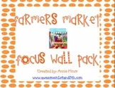 Reading Street Common Core Version Unit R Focus Wall Packs Bundle