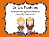 Reading Street Companion Pack for Simple Machines