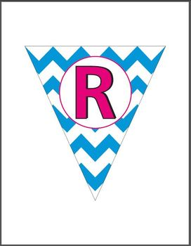 Reading Concept Board Headers & Chevron Pennant Banner Set