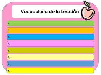 Reading Street Curriculum Poster Package English/Spanish