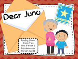 Reading Street Dear Juno Unit 3 Week 2 Differentiated 2nd grade