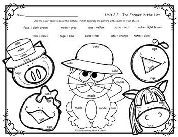 Reading Street FIRST GRADE FREEBIE Unit 2.2: The Farmer in the Hat