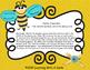 Reading Street FIRST GRADE Word Game HONEY BEES Unit 2, Week 6