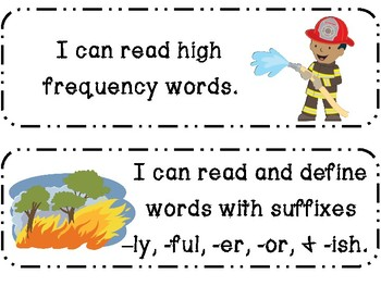 Reading Street Fire Fighter! Unit 5 Week 1 Differentiated 2nd grade