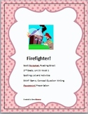 Reading Street Firefighter Second Grade Activities