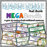 Reading Street First Grade 2013 MEGA Bundle