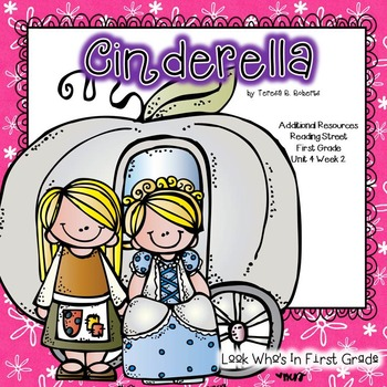 "Reading Street First Grade ""Cinderella"" Additional Resources"