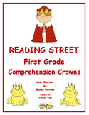 Reading Street First Grade Comprehension Crowns
