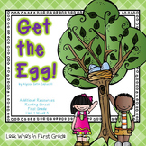 "Reading Street First Grade ""Get the Egg!"" Additional Resources"