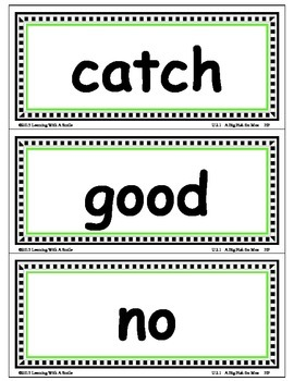 Reading Street First Grade HIGH FREQUENCY Word Walls/ Pocket Charts UNITS 1-5