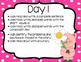 Reading Street First Grade Pig in A Week Unit 1 Week 2 Flipchart