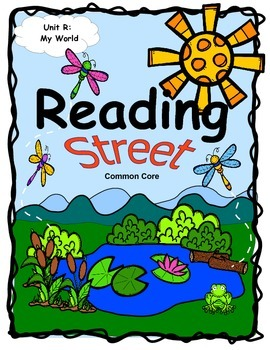 Reading Street- First Grade- Reading Readiness