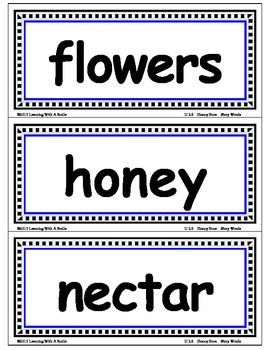 Reading Street First Grade STORY WORDS: Word Walls/ Pocket Charts UNIT 1-5