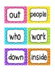 Reading Street First Grade Sight Word Cards UNIT 2