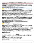 Reading Street First Grade Spelling Unit 3 Lesson Plan Bundle