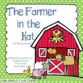 """Reading Street First Grade """"The Farmer in the Hat"""" Additio"""