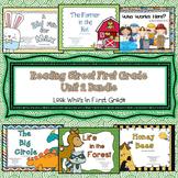 Reading Street First Grade Unit 2 Bundle
