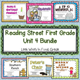 Reading Street First Grade Unit 4 Bundle