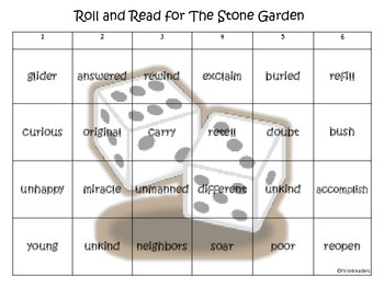 Reading Street First Grade Unit 5 Roll and Read