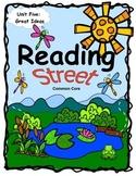 Reading Street- First Grade- Unit Five