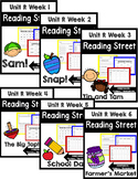 Reading Street. First Grade. Unit R Bundle Centers/Worksheets